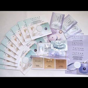 26 Tatcha sample & travel size bundle